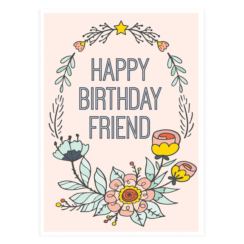 23 Birthday Wishes for Friends & Best Friend
