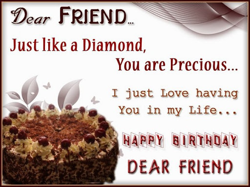 happy birthday wishes for best friend girl sms