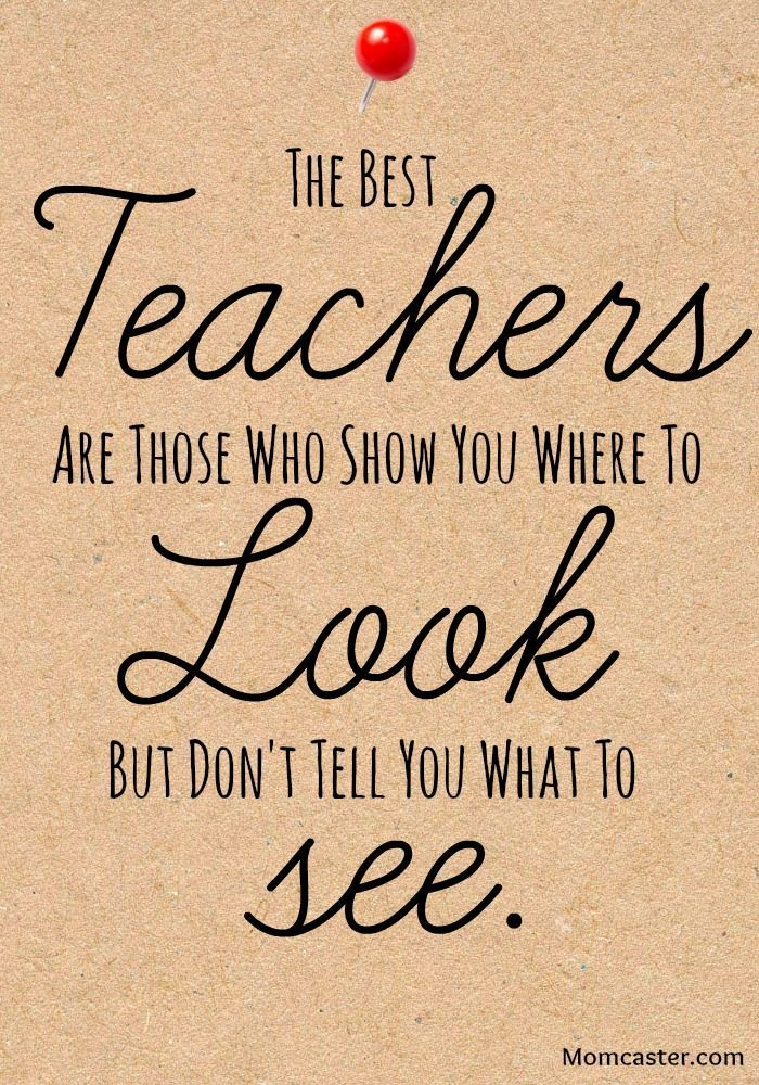 Welcome Messages and Quotes for Teacher