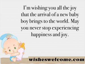 Welcome Wishes For New Born Baby buy buy baby
