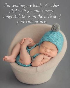 Welcome Wishes For New Born Baby