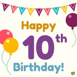 10 year old model images Birthday Wishes