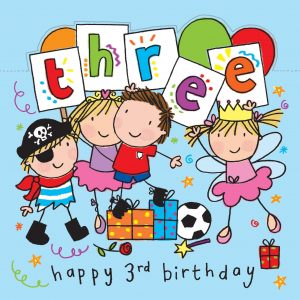 happy 3rd birthday grandson