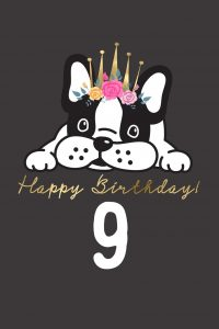 happy 9th birthday daughter