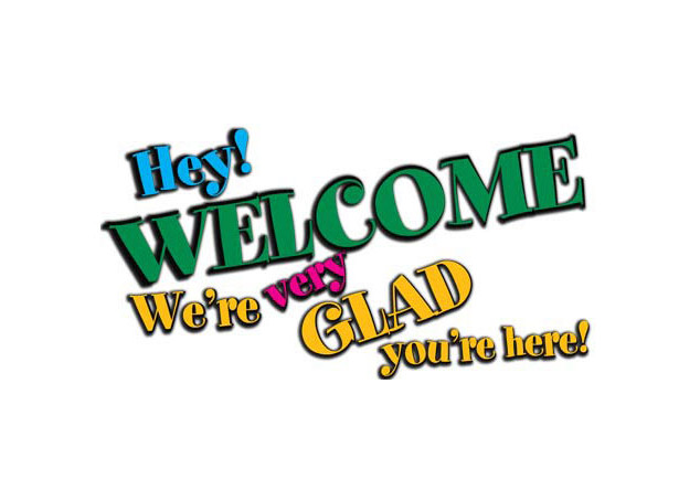 Welcome message for new employee