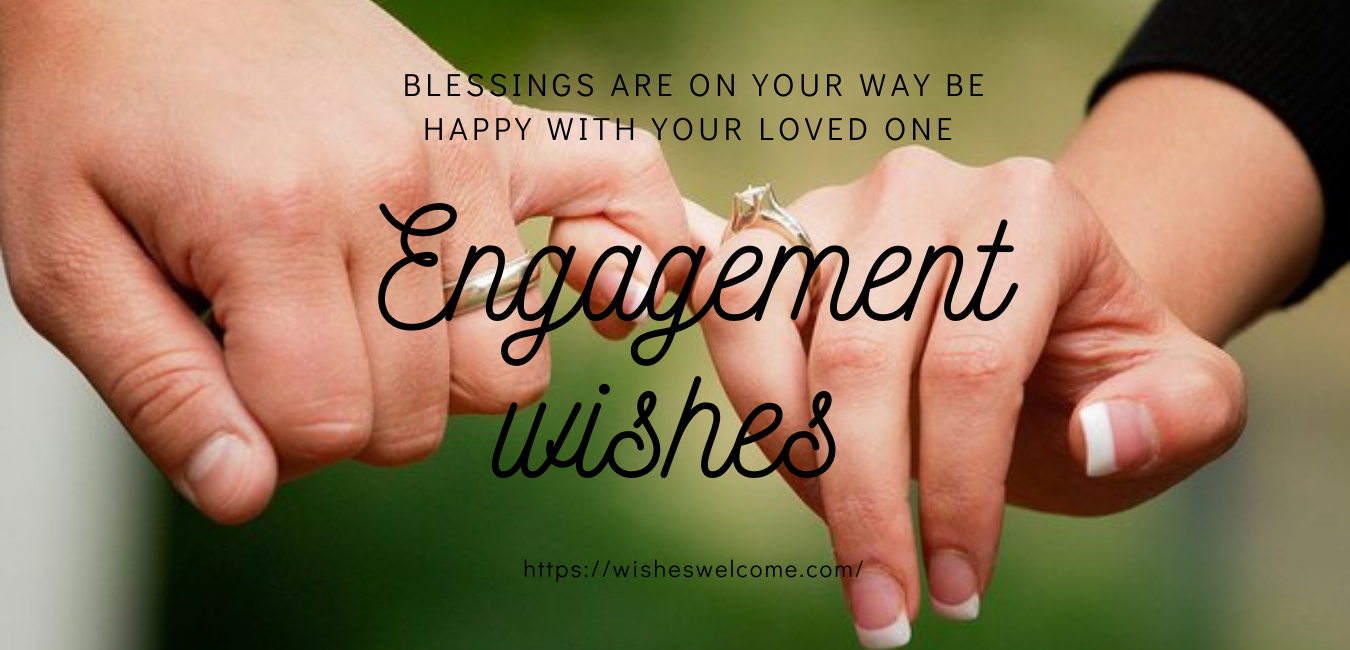 Engagement wishes for fiancé