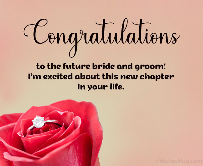 Engagement Wishes For Cousin
